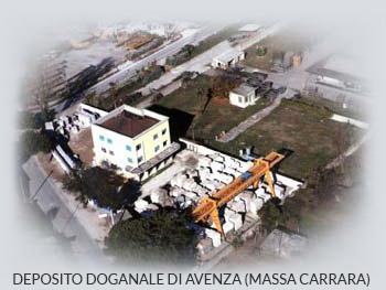 Carrara spedizioni